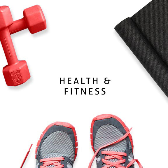 Health Fitness industry - digital marketing services by Blueprinted Marketing