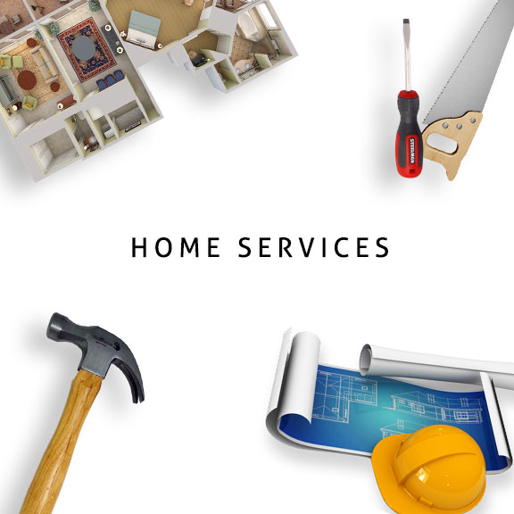 Home services industry - digital marketing services by Blueprinted Marketing