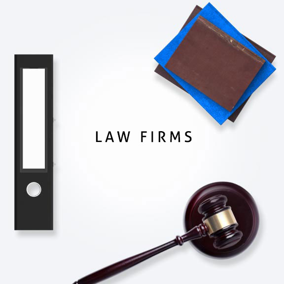 Law firms - digital marketing services by Blueprinted Marketing