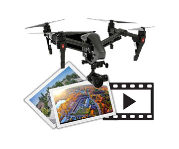 aerial video photography services